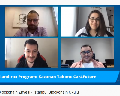 Blockchain Summit, Organized Within the Scope of Istanbul Blockchain School, Has Been Held